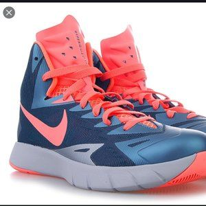 Nike Mens Zoom Hyperquickness Lunar Sneakers 13